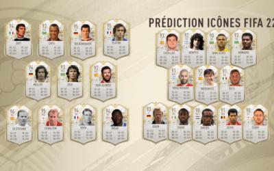 Liste icône FIFA 22