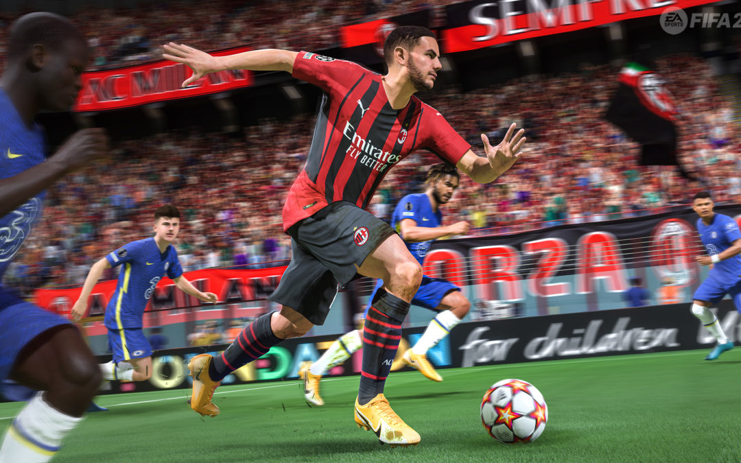Date de sortie officielle FIFA22